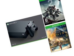 Get Destiny 2 and Assassin's Creed Origins for free in this Xbox One X bundle