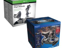 Pick up a Thrustmaster T-Flight Hotas One joystick for Xbox One or PlayStation 4 from $45