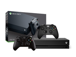 This $460 Xbox One X bundle comes with an extra wireless controller