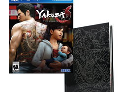 Pick up Yakuza 6: Essence of Art edition for $40 on PlayStation 4 today