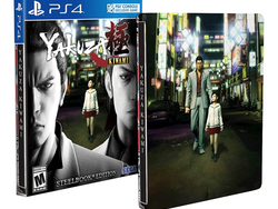 Pick up the SteelBook Edition of Yakuza Kiwami on PlayStation 4 for only $15