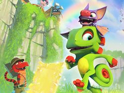 Grab a digital download of Yooka-Laylee on Nintendo Switch for only $30