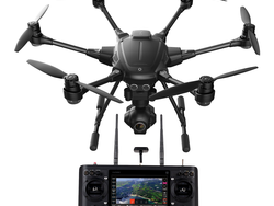 Capture 4K video from the clouds with a refurbished Yuneec Typhoon H drone from $390