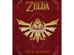 Dive into an illustrated history of The Legend of Zelda with the $19 Art & Artifacts book