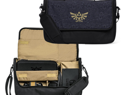 Take your Switch everywhere with this £25 Legend of Zelda: Breath of the Wild messenger bag