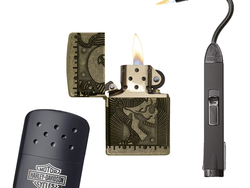 Amazon's Zippo lighter sale offers hot low prices to warm you up this winter