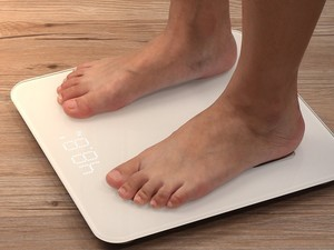 Track your weight, muscle mass, body fat and more with this $23 smart scale