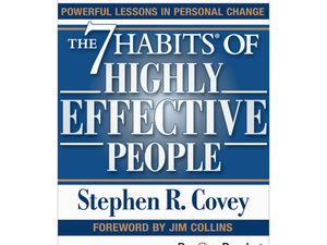Learn the 7 Habits of Highly Effective People with this $2 eBook by Stephen Covey