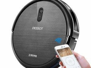 Save $50 and get a free accessory kit with the ECOVACS DEEBOT N79 Robovac