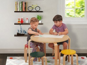 Upgrade your kid's play space with discounted ECR4Kids furniture