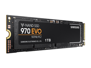 Upgrade your computer with the $298 Samsung 970 EVO 1TB M.2 solid state drive