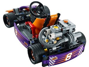 This Lego Technic Race Kart is just $22