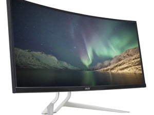 Acer's 38-inch 4K FreeSync QHD curved monitor is down to its lowest price