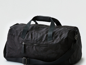 Duffle bags, backpacks, totes and more are on clearance for $5 each at American Eagle