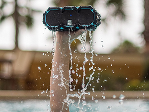 The $25 Mini LifeJacket 3 Bluetooth Speaker floats and has a 50-hour battery life