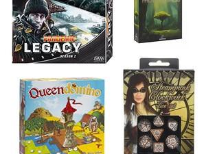 Here's how to get up to 40% off board games today