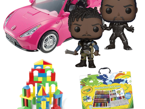 Amazon has BOGO 50% off select toys from Nerf, Funko, Disney and more