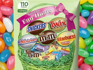 Prepare for Easter with a one-day candy sale from Amazon