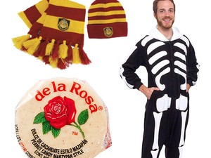 Get into the season with deals on Halloween & Dia de los Muertos costumes, treats, and decorations today