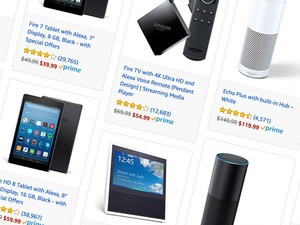 Amazon is offering at least 20% off its Alexa-enabled hardware for today only