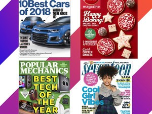 Magazine subscriptions for $3 are the last-minute gifts you've been looking for