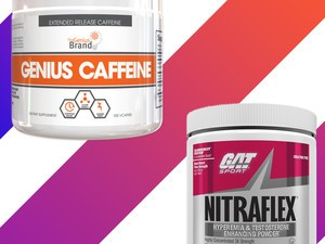 Hit your 2018 fitness goals with 30% off sports nutrition products