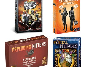 Select strategy tabletop games are 30% off today