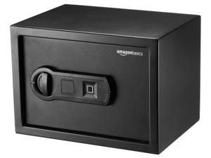 Unlock the $70 AmazonBasics Biometric Fingerprint Safe with one touch