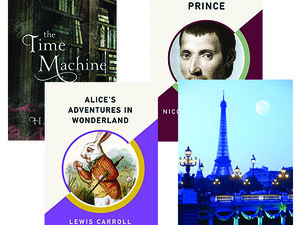 Use the AmazonClassics Edition collection to stock your Kindle with free books