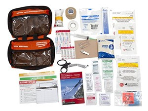Be prepared with the $29 AMK Sportsman Whitetail first aid kit
