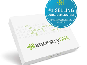 Learn more about your heritage with AncestryDNA's discounted genetic test kit