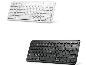 Grab yourself an Anker portable Bluetooth keyboard for as low as $18