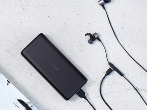 Keep your gear charged with this 30% discount on Anker's PowerCore Lite power bank