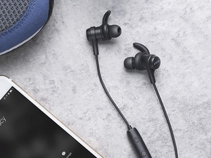 The $25 Anker SoundBuds Flow wireless headphones are your perfect workout partner