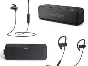 Anker's discounted Bluetooth headphones and speakers can keep your party going