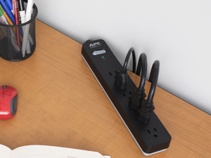 Protect your tech from power outages with APC's $6 Essential SurgeArrest Surge Protector