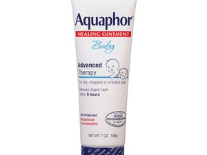 Heal chapped skin with Aquaphor Baby Healing Ointment for $6 or less