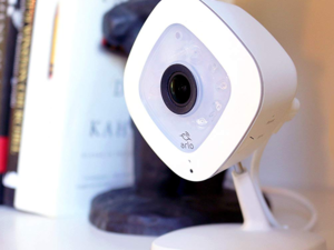 Keep an eye on home from anywhere with the $141 Arlo Q 1080p HD Security Camera