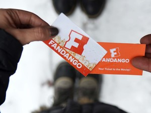Fandango is offering $3 off movie tickets when you use Android Pay