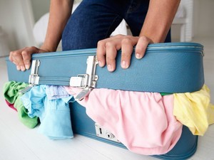How to maximize your luggage by packing smarter