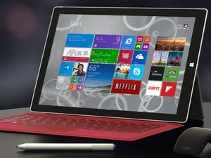 Switch between tablet and laptop mode on the fly with this $290 Surface 3