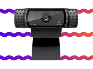 Make yourself Internet famous with the Logitech C920 webcam for $50