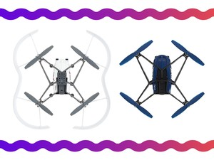 Don't feel bad about crashing these refurb $33 Parrot MiniDrones
