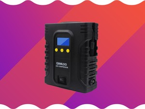 You need this $20 portable tire inflator for each vehicle you own