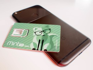 Save an additional 20% on select Mint SIM plans with this coupon