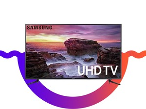 Get a 58-inch Samsung 4K TV for only $700