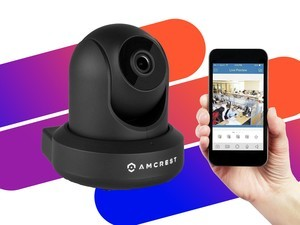 This $62 wireless security camera records in 1080p and has no monthly fees
