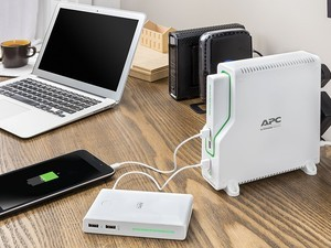 This $35 APC UPS can protect your electronics and charge them on the go