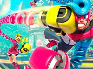 Nintendo Switch owners can play ARMS for free this weekend