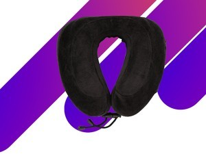 This $30 travel pillow will help you stop drooling on strangers